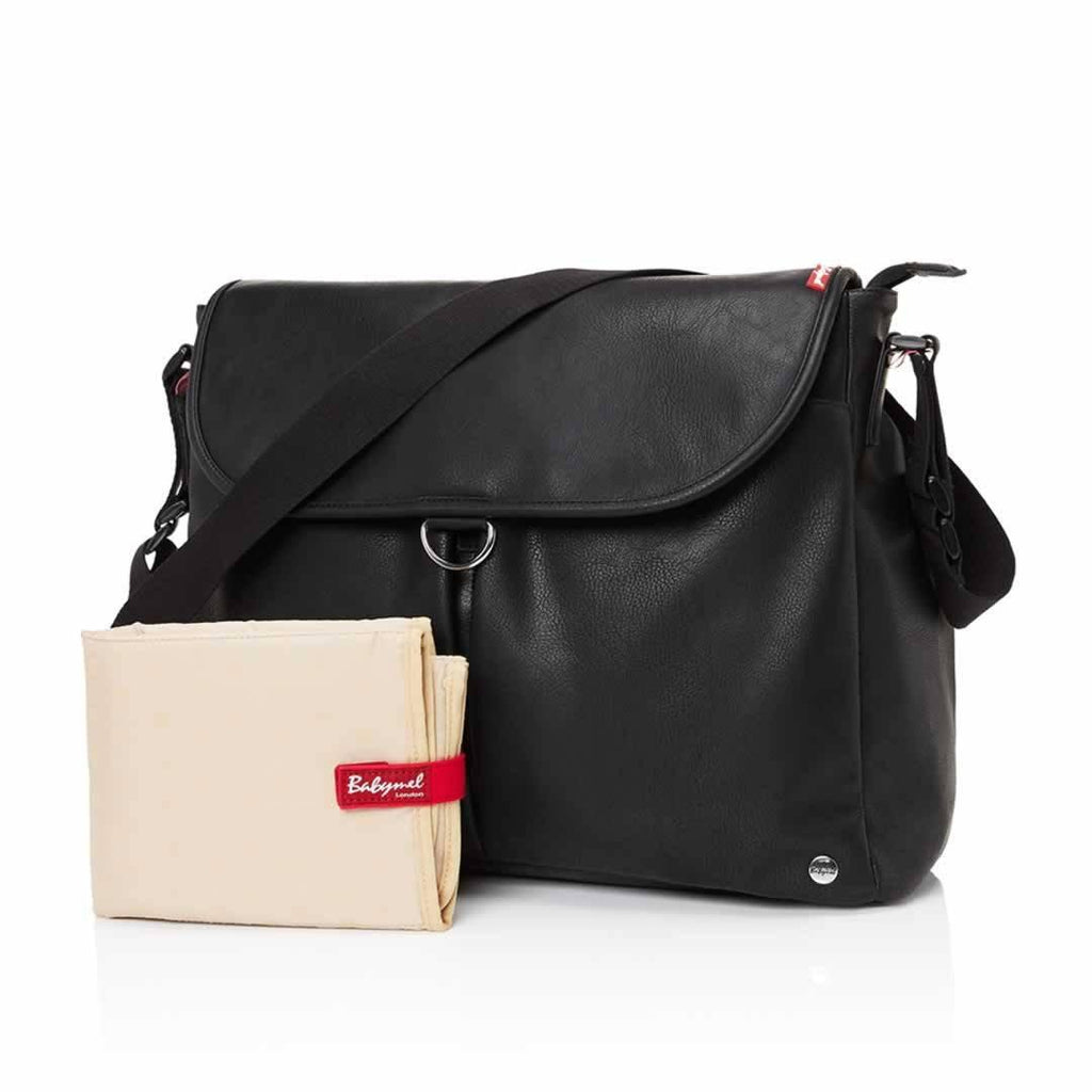 Babymel Changing Bag Ally Black