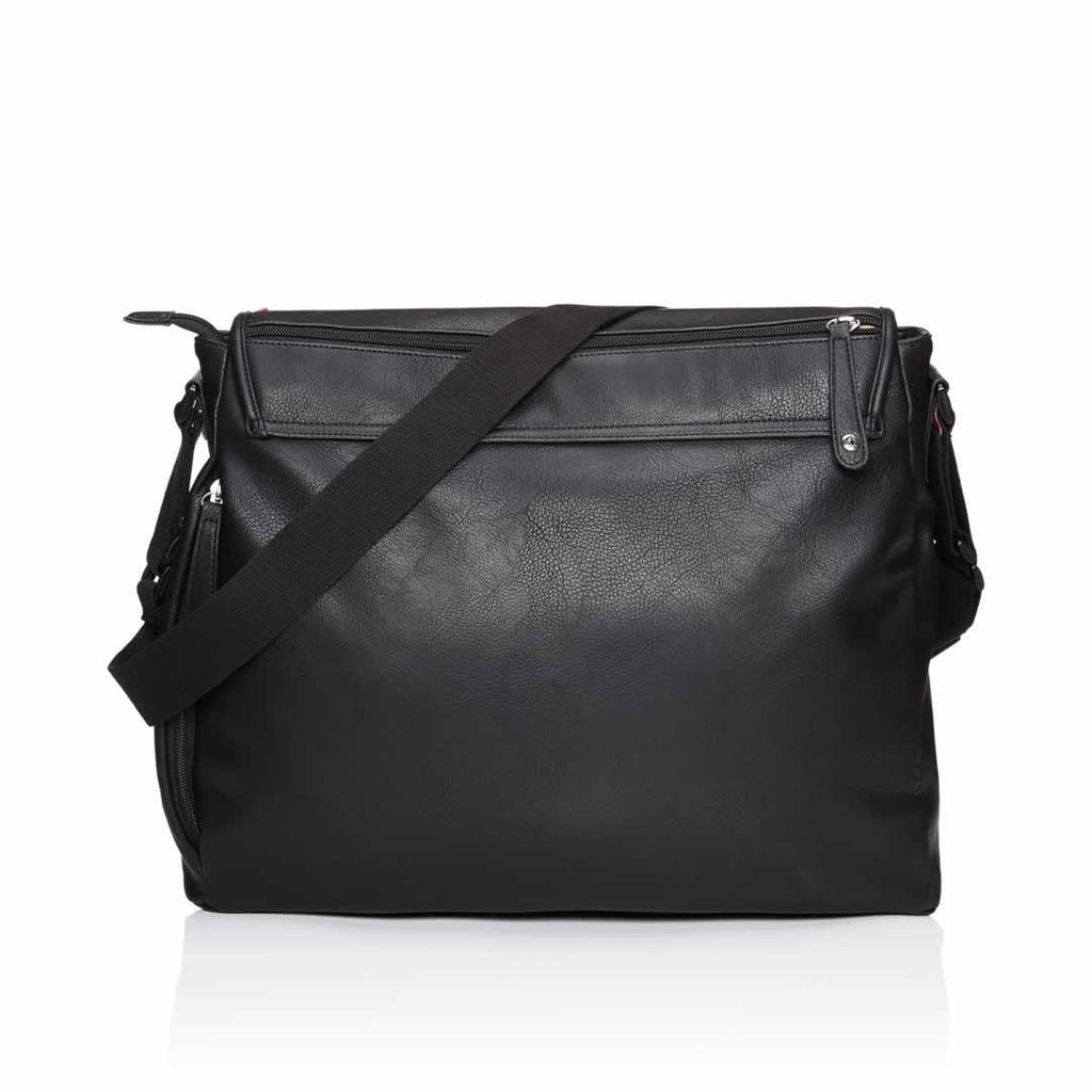 Babymel Changing Bag - Ally - Black Back