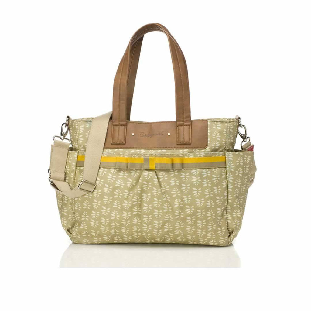 Babymel Changing Bag - Cara in Fawn Petal