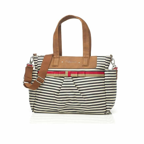 Babymel Changing Bag - Cara in Navy Stripe