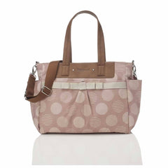 Babymel Changing Bag - Cara in Retro Oyster