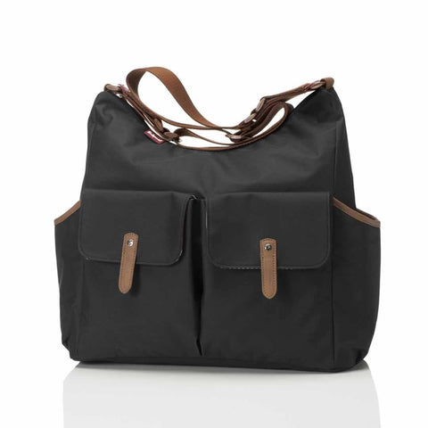 Babymel Frankie Changing Bag in Black