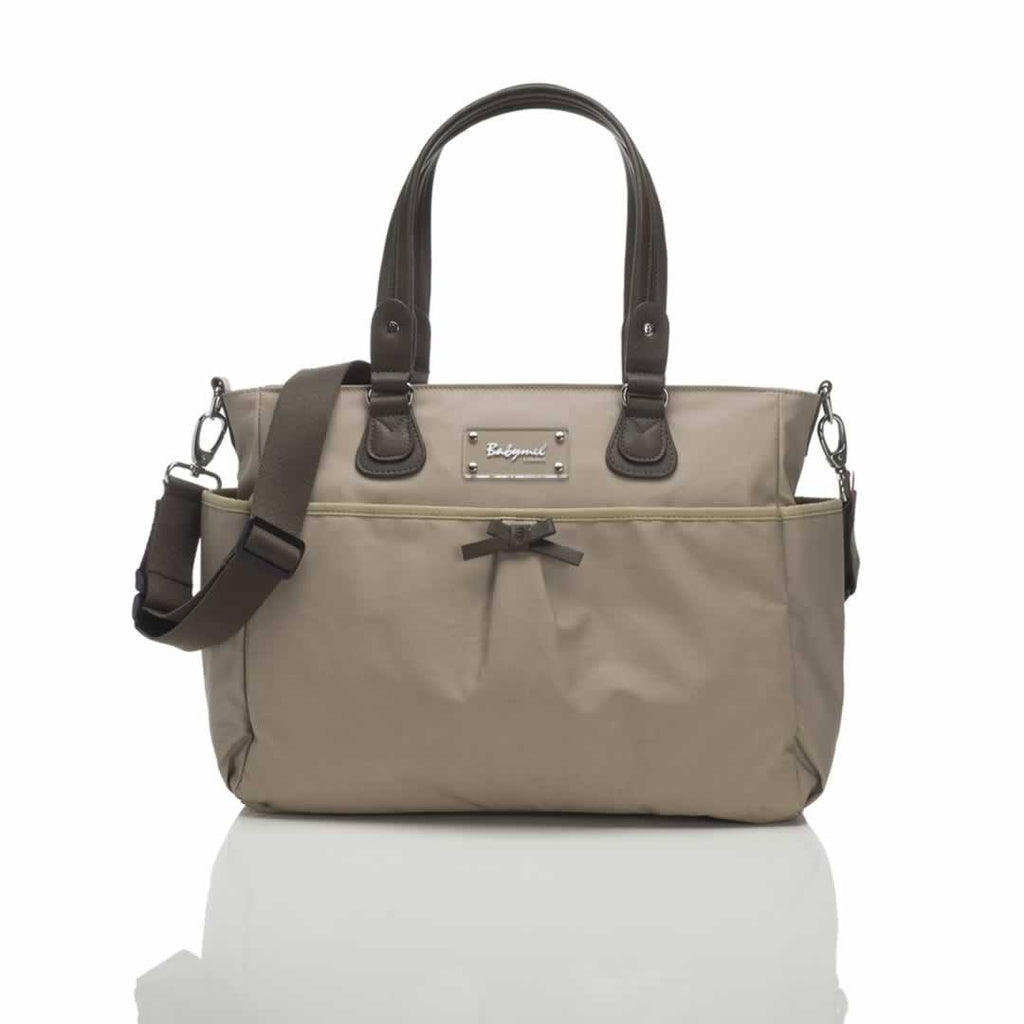 Babymel Changing Bag - Lily in Fawn