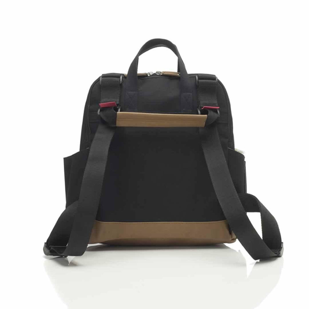 Babymel Changing Bag - Robyn - Black Back