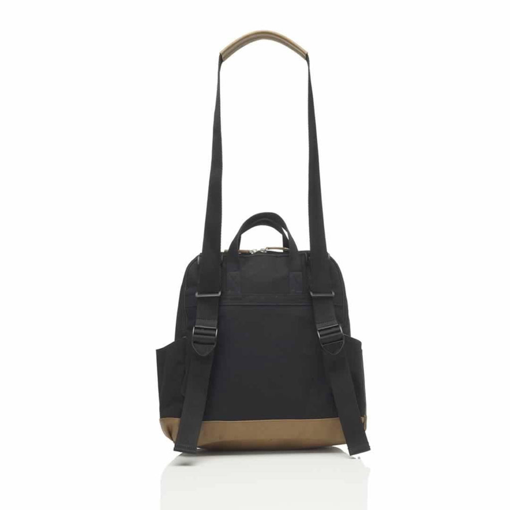 Babymel Changing Bag - Robyn Black Back