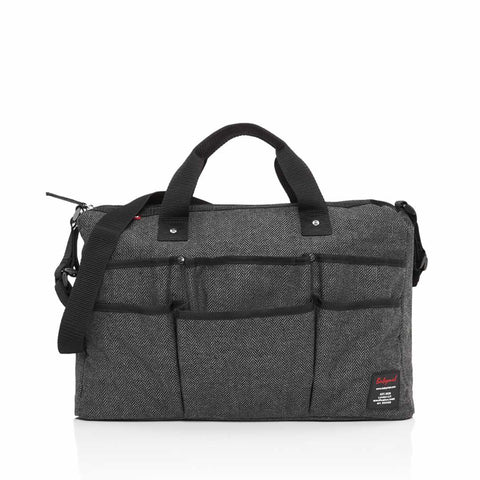 Babymel Changing Bag - Toni in Tweed Grey