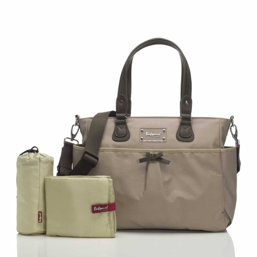 Babymel Changing Bag Lily Fawn