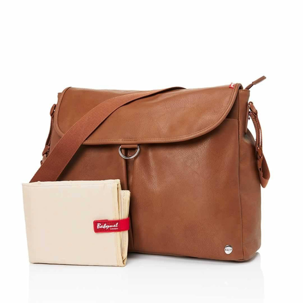 Babymel Changing Bag Ally Tan