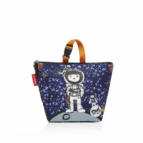 Babymel Insulated Lunch Bag - Zip & Zoe - Spaceman-Lunch Bags- Natural Baby Shower