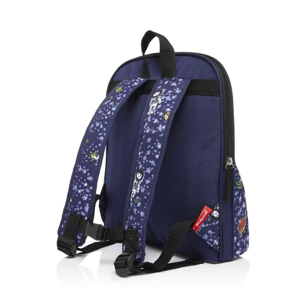 Babymel Kid's Backpack - Zip & Zoe - Spaceman Back