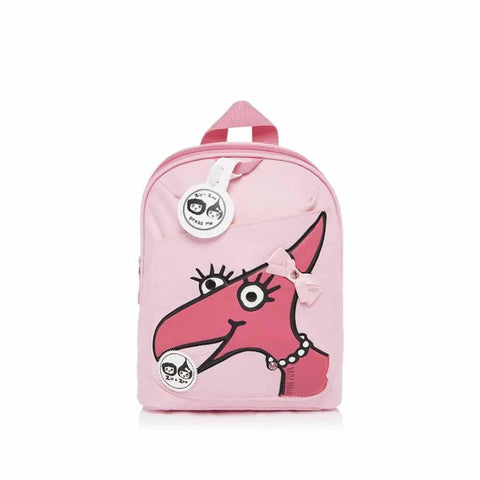 Babymel Mini Backpack - Zip & Zoe in Daisy Dragon Face