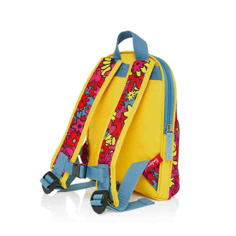 Babymel Mini Backpack - Zip & Zoe - Floral Brights - Children's Bags - Natural Baby Shower