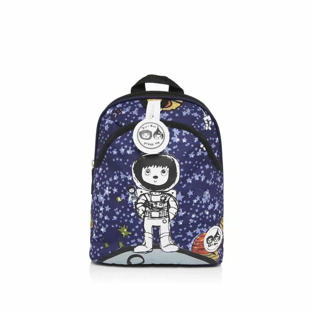 Babymel Mini Backpack - Zip & Zoe in Spaceman