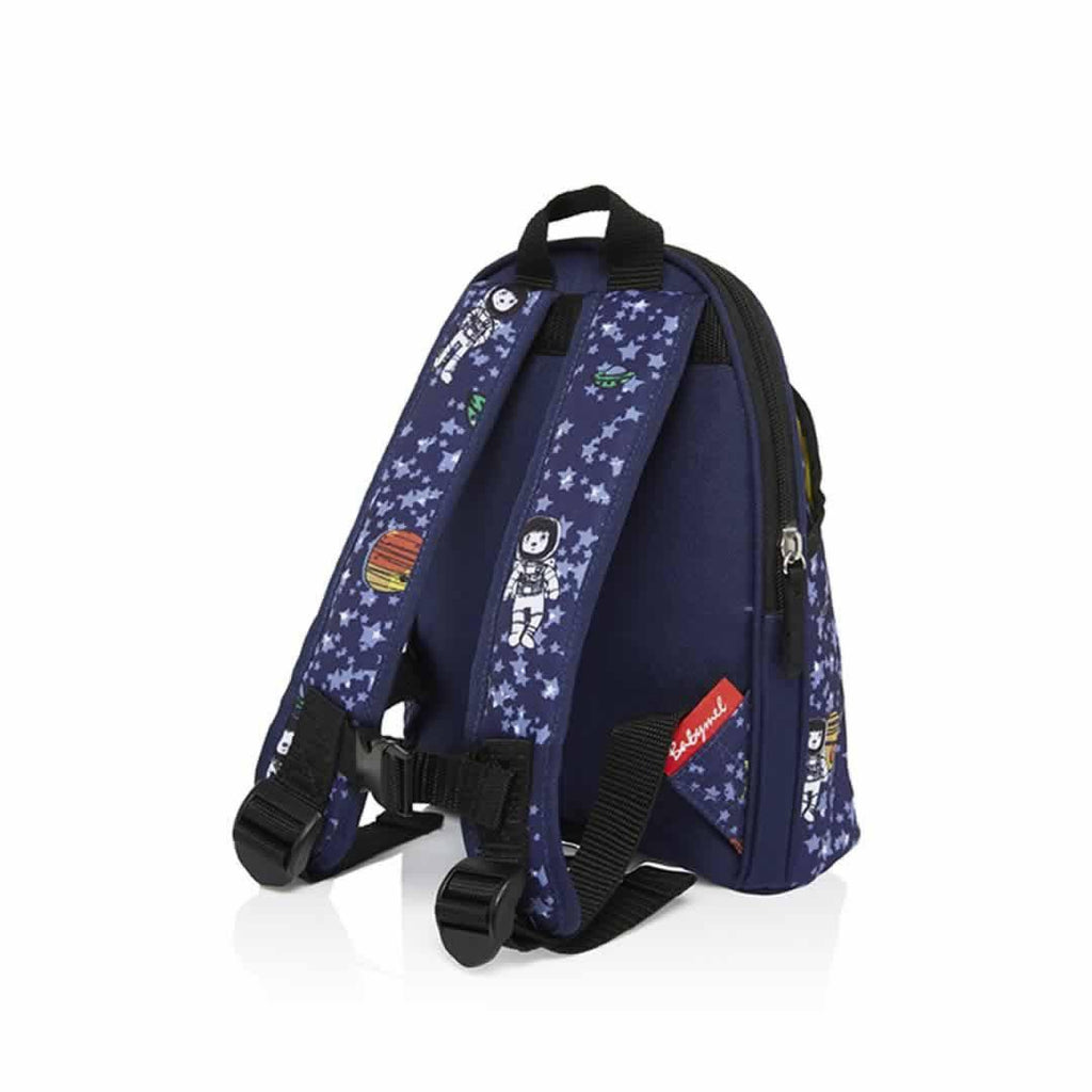 Babymel Mini Backpack - Zip & Zoe - Spaceman Back