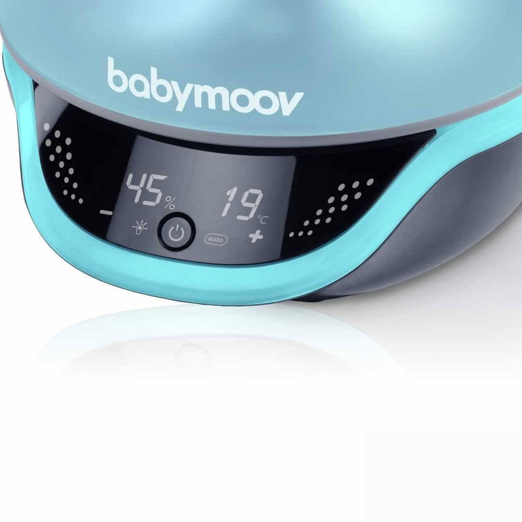 babymoov Hygro+ Humidifier - Nursery Accessories - Natural Baby Shower