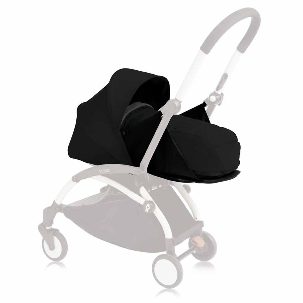 Babyzen YoYo+ - 0+ Newborn Pack in Black