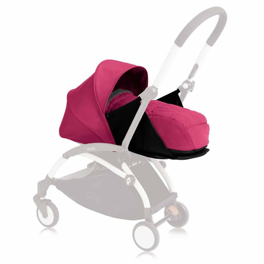 Babyzen YoYo Plus - 0+ Newborn Pack - Pink