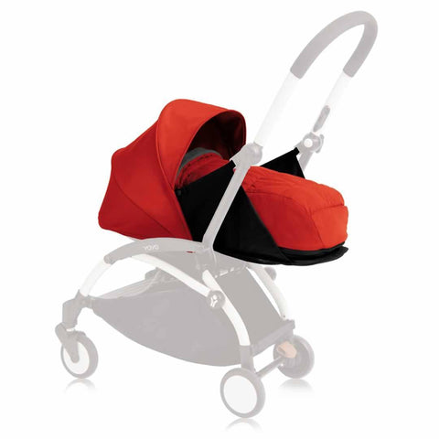 Colour Packs - Babyzen YoYo Plus - 0+ Newborn Pack - Red