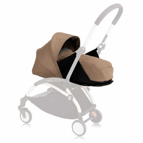 Colour Packs - Babyzen YoYo Plus - 0+ Newborn Pack - Taupe