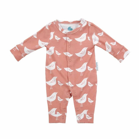 Bambini & Me Romper - Bird - Playsuits & Rompers - Natural Baby Shower