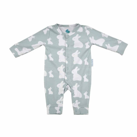 Bambini & Me Romper - Bunny - Playsuits & Rompers - Natural Baby Shower