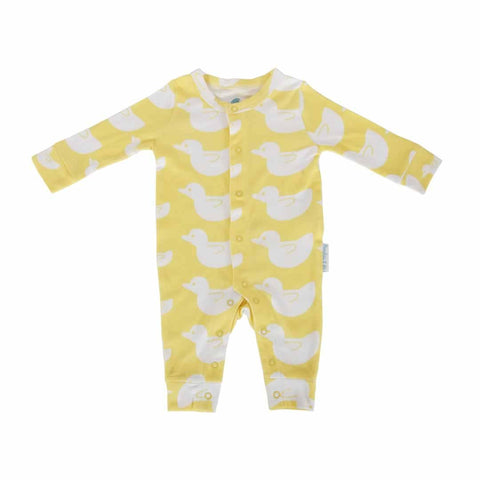 Bambini & Me Romper - Duck - Playsuits & Rompers - Natural Baby Shower