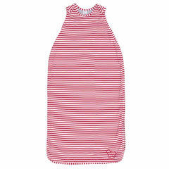 Bambino Merino Toddler Sleeping Bag Winter Weight in Poppy Stripe