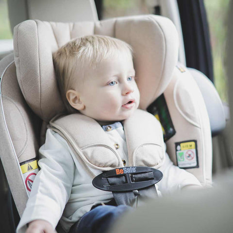BeSafe Belt Collector-Car Seat Kits- Natural Baby Shower