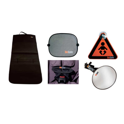 BeSafe Rear Facing Accessory Pack - 2019-Car Seat Kits- Natural Baby Shower