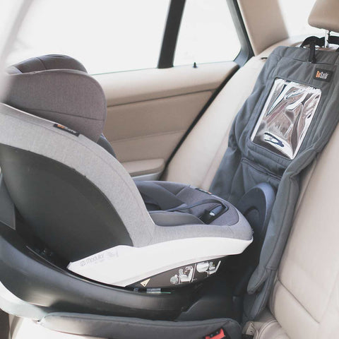 BeSafe Tablet + Seat Cover-Car Seat Kits- Natural Baby Shower