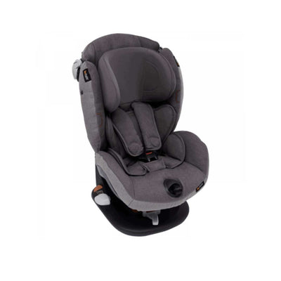 BeSafe iZi Comfort X3 Car Seat - Metallic Melange-Car Seats- Natural Baby Shower