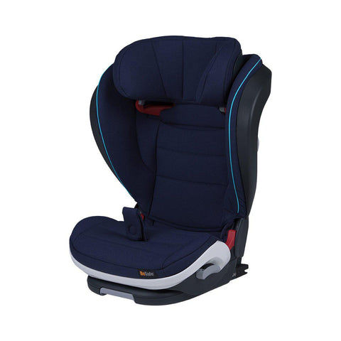 BeSafe iZi Flex Fix i-Size Car Seat - Blue Legacy-Car Seats- Natural Baby Shower