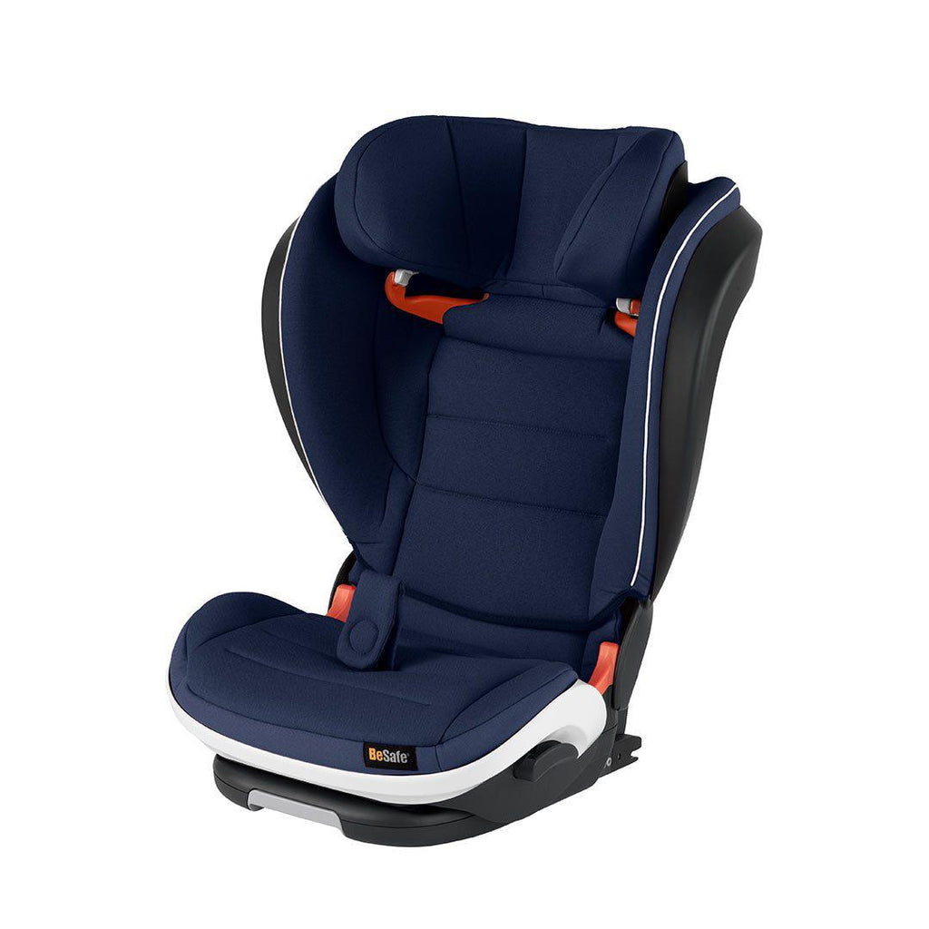 besafe izi flex fix i size car seat in navy melange. Black Bedroom Furniture Sets. Home Design Ideas