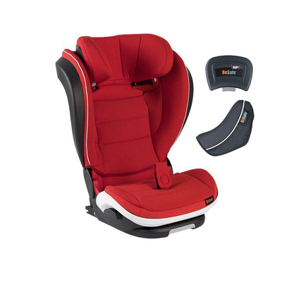 BeSafe iZi Flex Fix i-Size Car Seat - Sunset Melange - Ex-Display-Car Seats- Natural Baby Shower