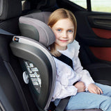 BeSafe iZi Flex S Fix Car Seat - Fresh Black Cab-Car Seats- Natural Baby Shower