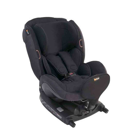 BeSafe iZi Kid X2 i-Size Car Seat - Midnight Melange-Car Seats- Natural Baby Shower