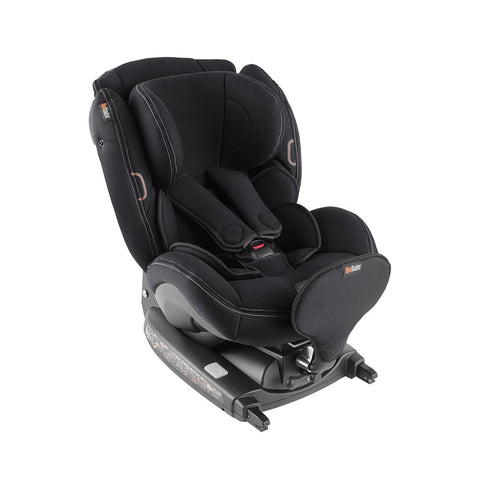 BeSafe iZi Kid X2 i-Size Car Seat - Premium Car Interior Black-Car Seats- Natural Baby Shower