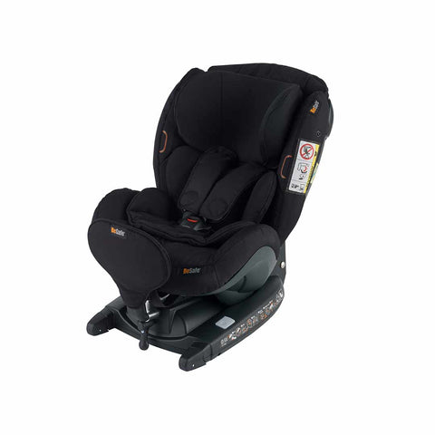 BeSafe iZi Kid X3 i-Size Car Seat - Fresh Black Cab-Car Seats- Natural Baby Shower