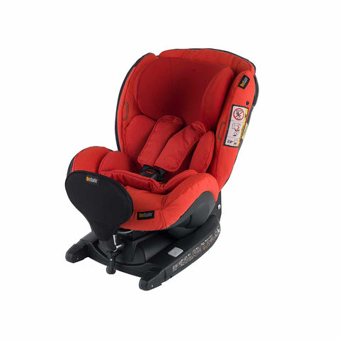 BeSafe iZi Kid X3 i-Size Car Seat - Sunset Melange-Car Seats- Natural Baby Shower