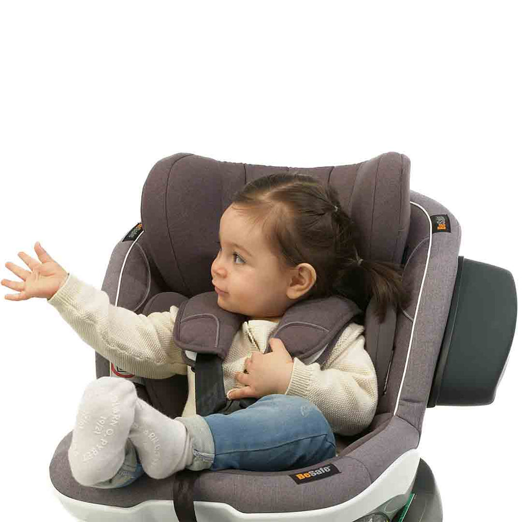 BeSafe iZi Modular Car Seat + Base Lifestyle