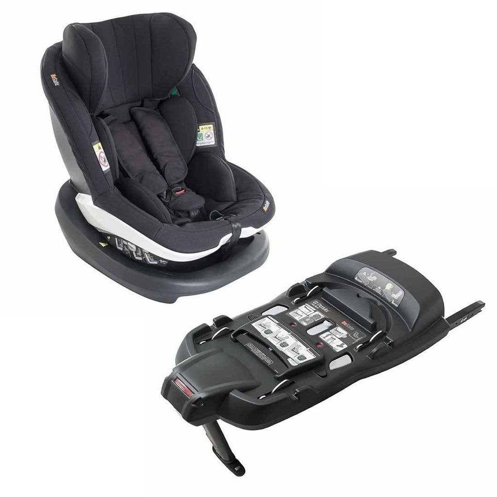 BeSafe iZi Modular Car Seat + Base Black Cab