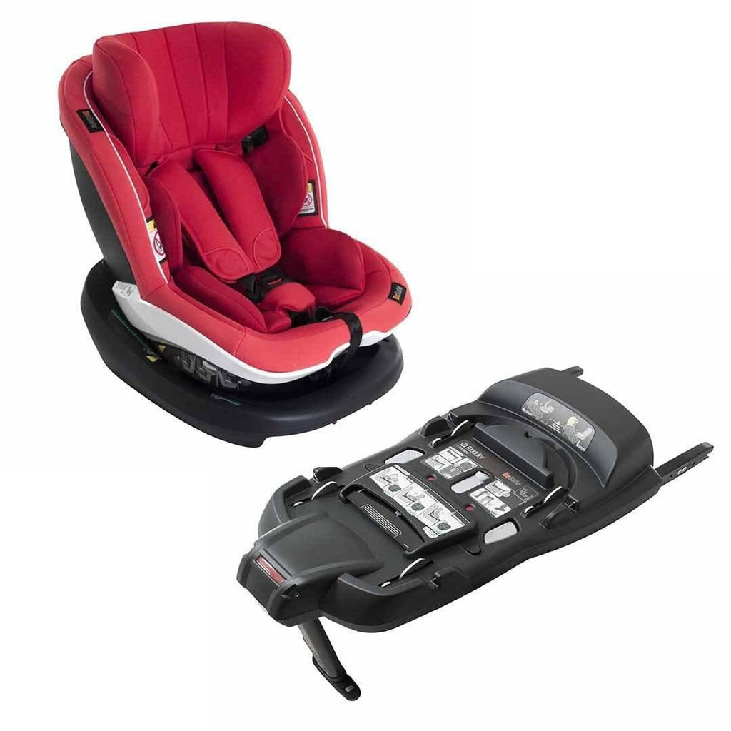 BeSafe iZi Modular Car Seat + Base Sunset Melange