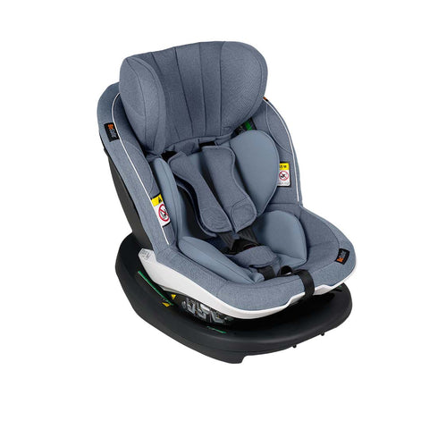 BeSafe iZi Modular X1 i-Size Car Seat - Cloud Melange-Car Seats- Natural Baby Shower