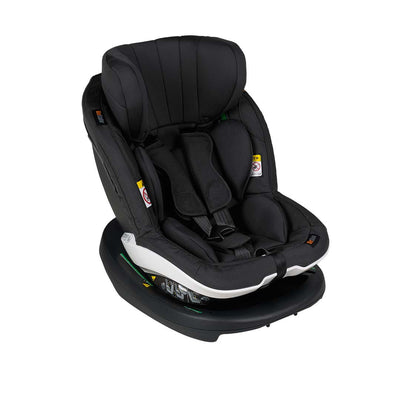 BeSafe iZi Modular X1 i-Size Car Seat - Fresh Black Cab-Car Seats- Natural Baby Shower