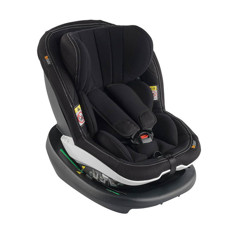 BeSafe iZi Modular i-Size Car Seat - Premium Car Interior Black-Car Seats- Natural Baby Shower