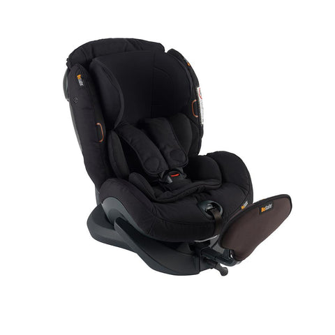 BeSafe iZi Plus X1 Car Seat - Fresh Black Cab-Car Seats- Natural Baby Shower