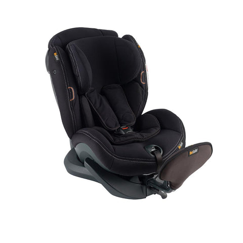 BeSafe iZi Plus X1 Car Seat - Premium Car Interior Black-Car Seats- Natural Baby Shower