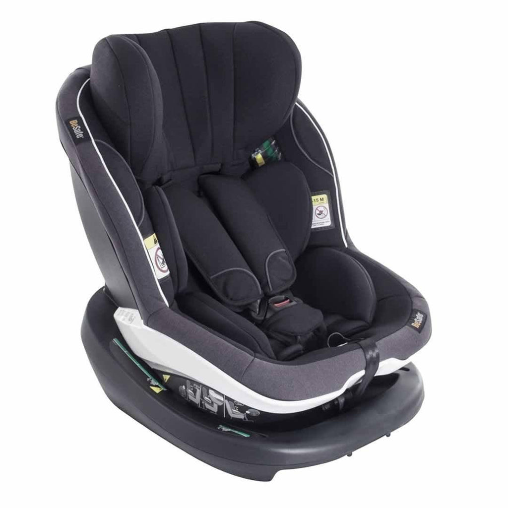 BeSafe iZi Modular Car Seat + Base - Midnight Melange