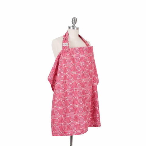 Bebe Au Lait Cotton Nursing Cover in Montecito