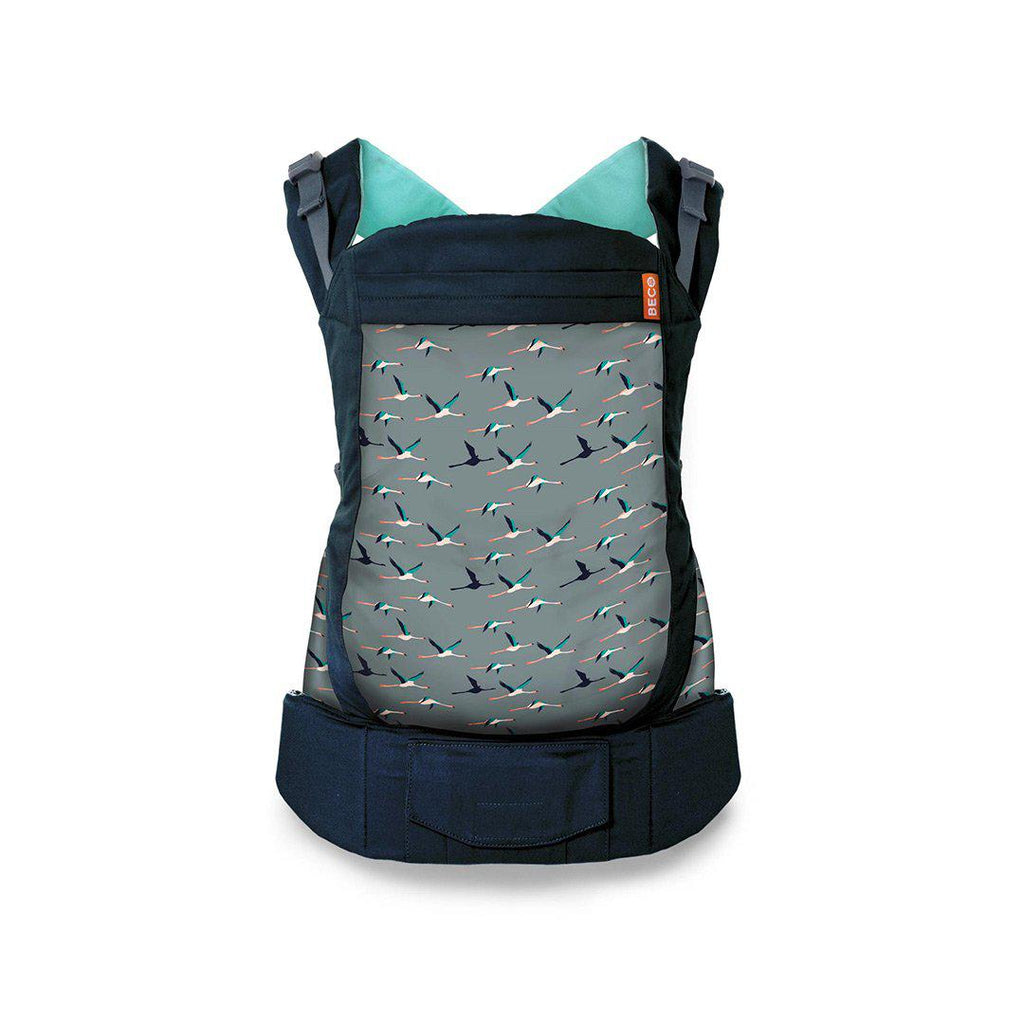 Beco Toddler Carrier - Flamingo Aqua-Baby Carriers- Natural Baby Shower